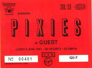 1991_06_03_Pixies_Olympia_Billet