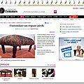 l'Internaute Le journal des Femmes du 10-02-12