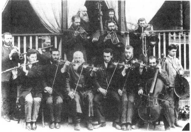 orchestre yiddish