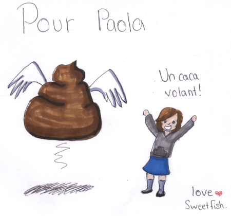 Fan art Paola