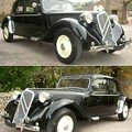 CITROEN - Traction 15-6 - 1949