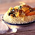Couscous minute