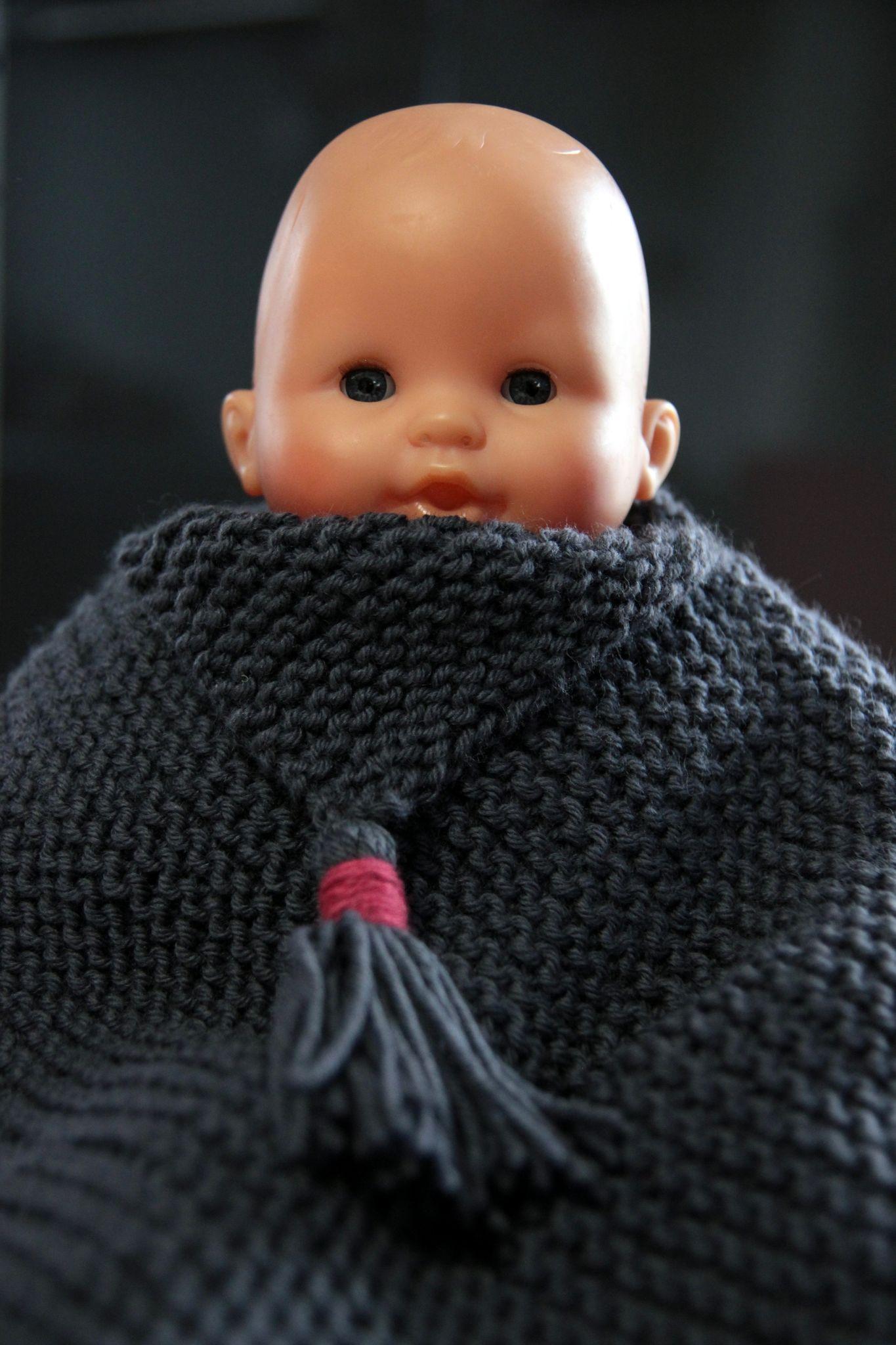 modèle tricot bonnet 12 mois