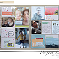 Project life 2015 - semaine 9