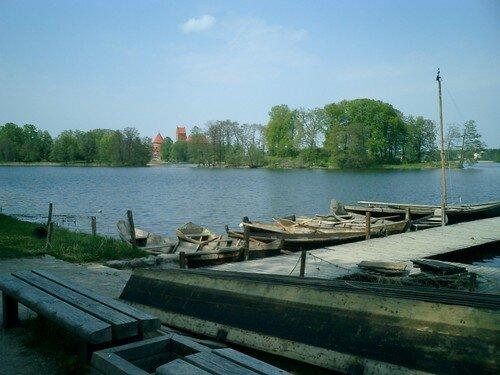 Lac de Trakai