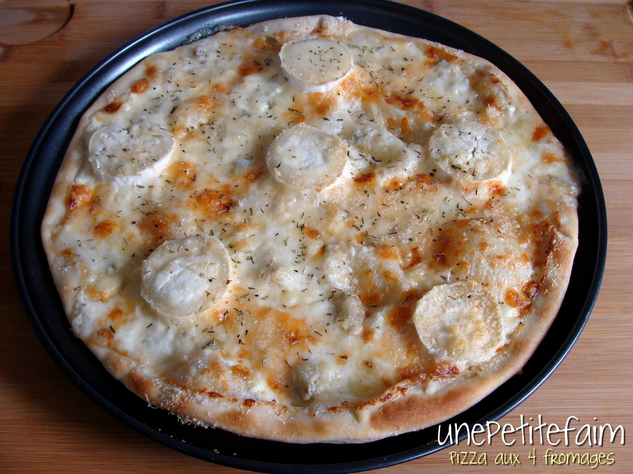 Fromage Aux Pizza Aux 4 Fromages