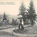 Le monument de vassincourt dans la meuse
