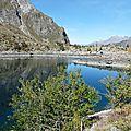 Lac du Lauvitel - Oisans octobre 2011