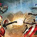 Captain america 3 - les 1ères images en vidéos updates !!!