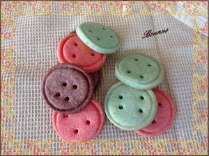 Sablés boutons (3)