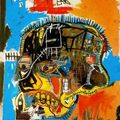 Skull-Jean-Michel Basquiat-1981