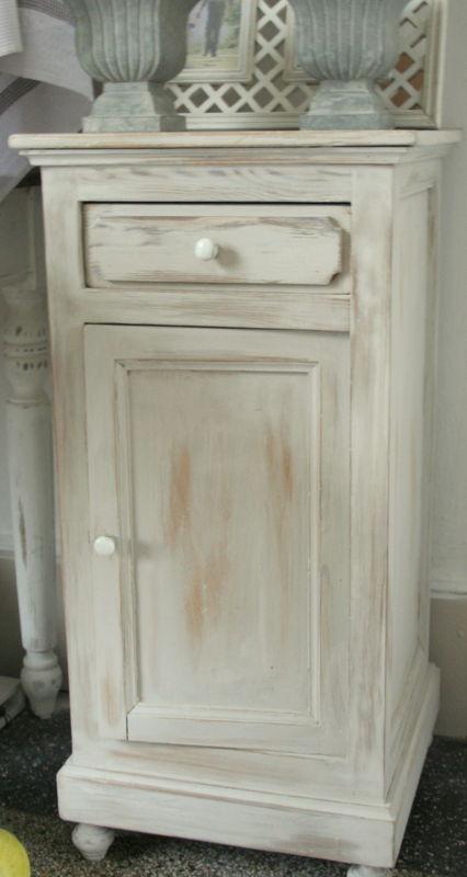 Badigeon de chaux terre d 39 ombre peinture a l 39 argile - Badigeon meuble liberon ...