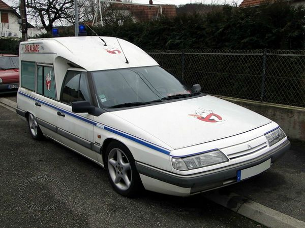 citroen xm media ambulance carrossee par petit 1