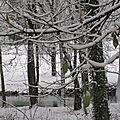 L'hiver en ile-de-france n'est pas fini....