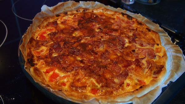 quiche paysanne- lesdelicesdemeli