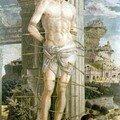 Saint Sébastien - Mantegna