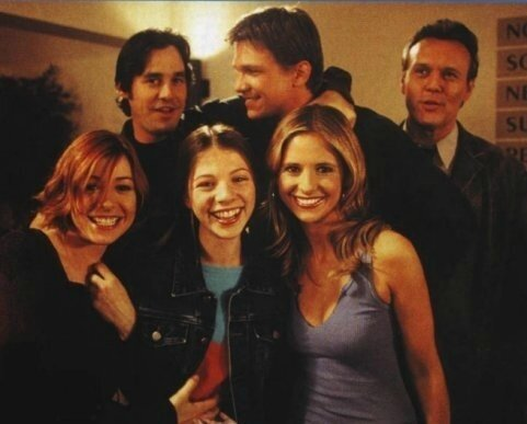 buffy and spike relationship episodes cast