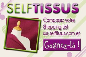 SelfTissus-concours