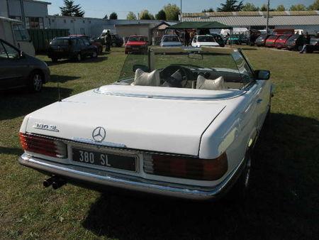 Mercedes380SLar