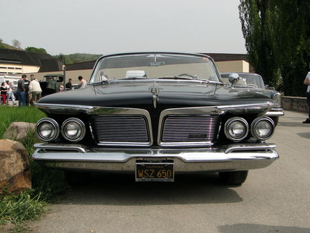 IMPERIAL Crown Convertible 1962 Bourse Echanges de Soultzmatt 2010 1