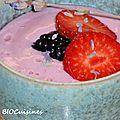 tofu fraises lavande