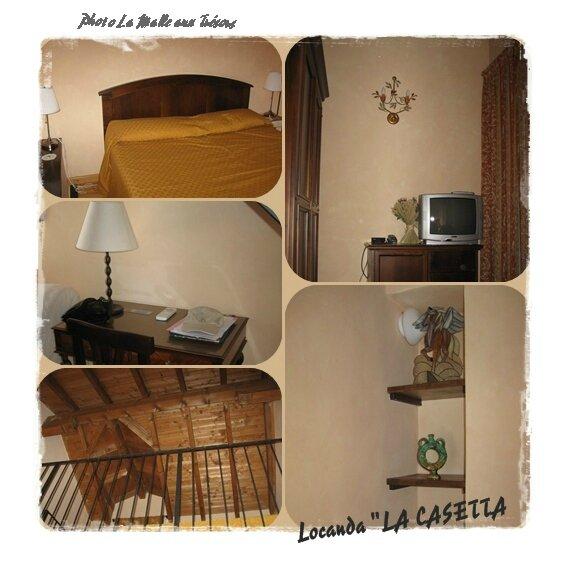 Chambre La Casetta