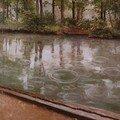 l'Yerres, effet de pluie 1875