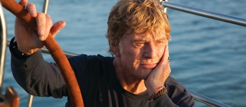 AllisLost-Robert Redford
