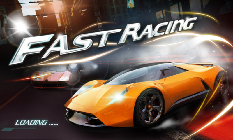 Courses rapides 3D - Fast Racing