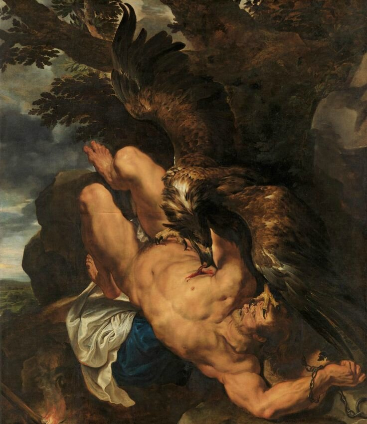 'The Wrath of the Gods: Masterpieces by Rubens, Michelangelo, and Titian' opens in Philadelphia
