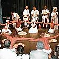Les ceremonies vaudou