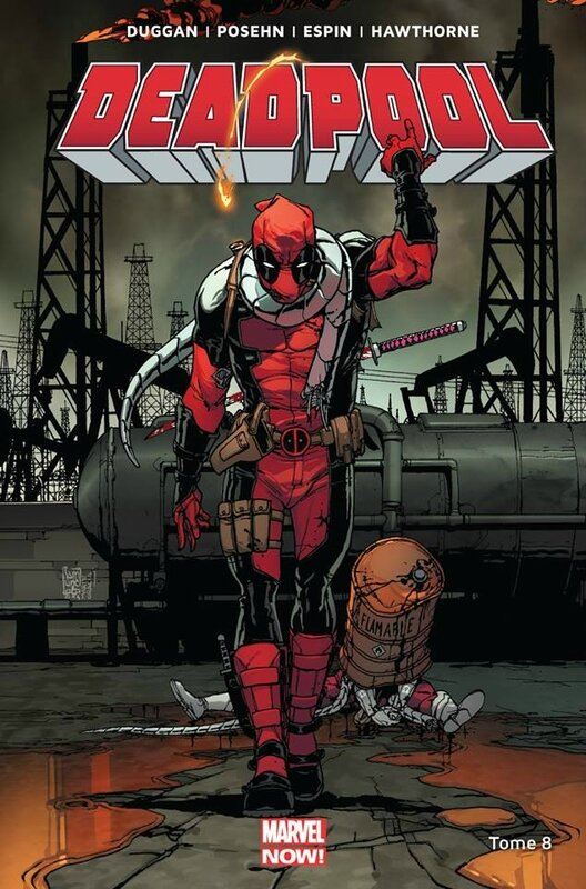 marvel now deadpool 08 la mort de deadpool