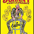 Johnny c'est la france - cabu - editions les echappés