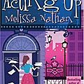 Acting up, melissa nathan
