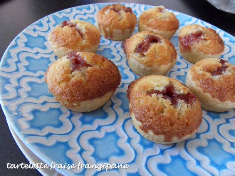 tartelette fraise frangipane1
