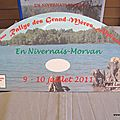 Rallye des Grands-mères Alpine 2011.
