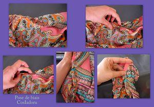 Débardeur motif foulard1