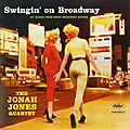 Jonah Jones Quartet - 1957 - Swingin' On Broadway (Capitol)