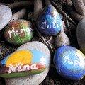 Les pierres à nom Julia Nina 001