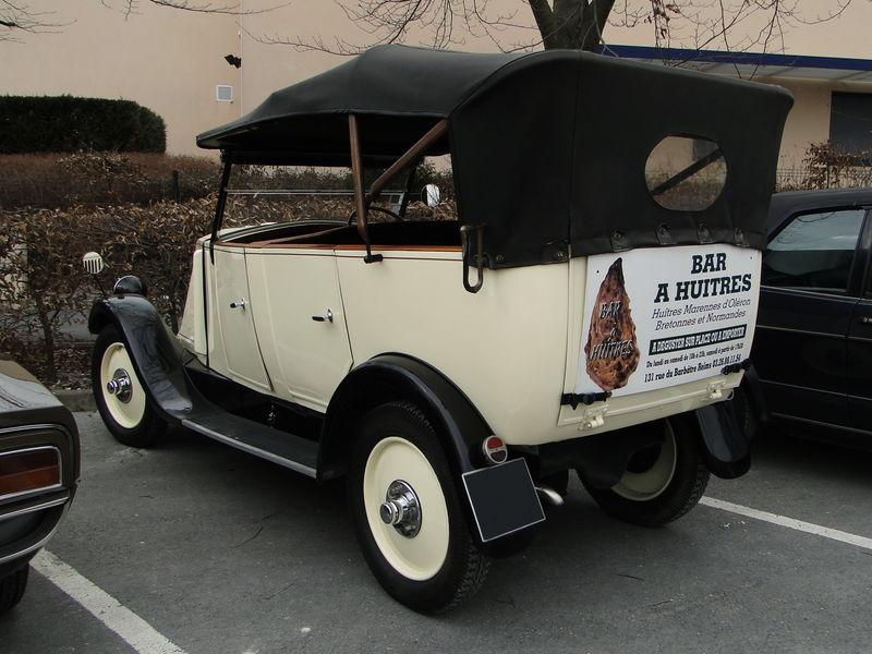 Renault nn torpedo commerciale de 1927 oldiesfan67 mon - Salon de l auto reims ...