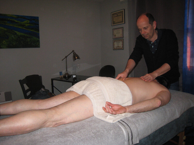 massage du dos 1