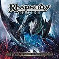 Chronique rhapsody of fire - into the legend
