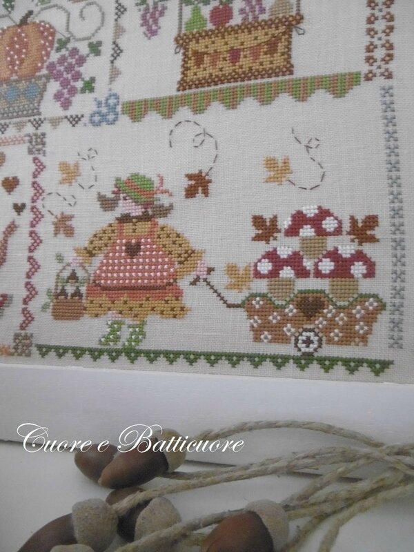 autumn in quilt 1
