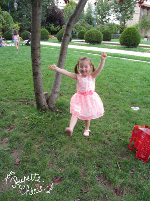 Anniversaire 3 ans Poupette Chérie 12