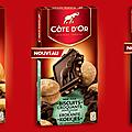 Qui veut gagner 7 tablettes de chocolat côte d'or?