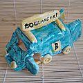 Camion de boulangerie