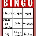 A vos cartes : un bingo!