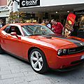 DODGE Challenger SRT-8 Mulhouse (1)