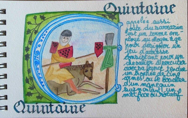 Quintaine