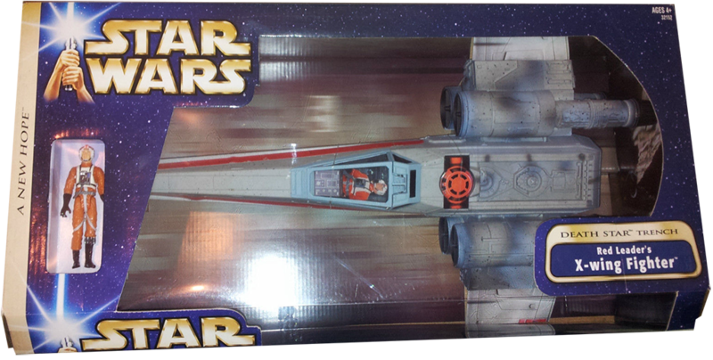 red leader box top